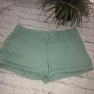 J. Crew 100 % Cotton Chino Shorts
